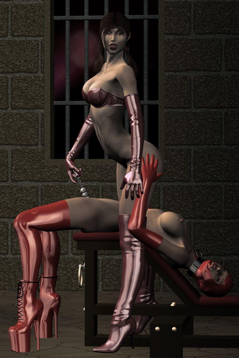 Babes 3d porn Lustful 3D